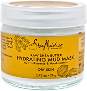 product image for Shea Moisture Raw Butter Hydrating Mud Mask for Unisex, 2.75 Ounce