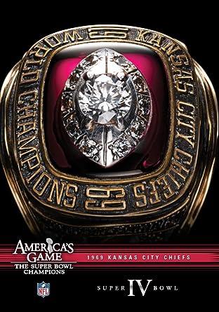 daac0a56b24 Amazon.com  NFL America s Game  1969 CHIEFS (Super Bowl IV)  Len ...