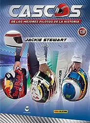 Cascos Formula 1 N.13 Jackie Stewart