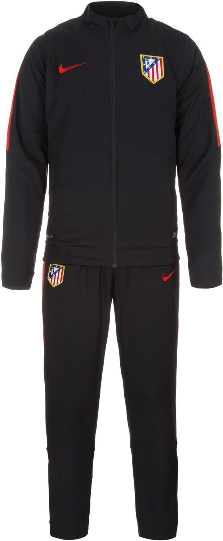 Nike - Chándal de Hombre Atlético de Madrid 2015-2016: Amazon.es ...