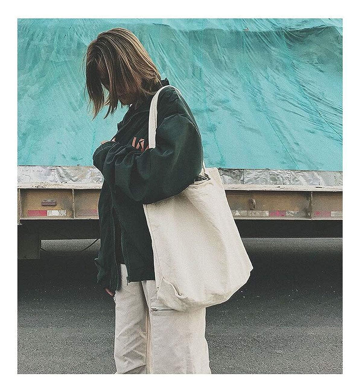 無地 レディーストート キャンパストート キャンバストートバッグ キャンバス A4 トートバック 肩掛け ショルダーバッグ 大容量