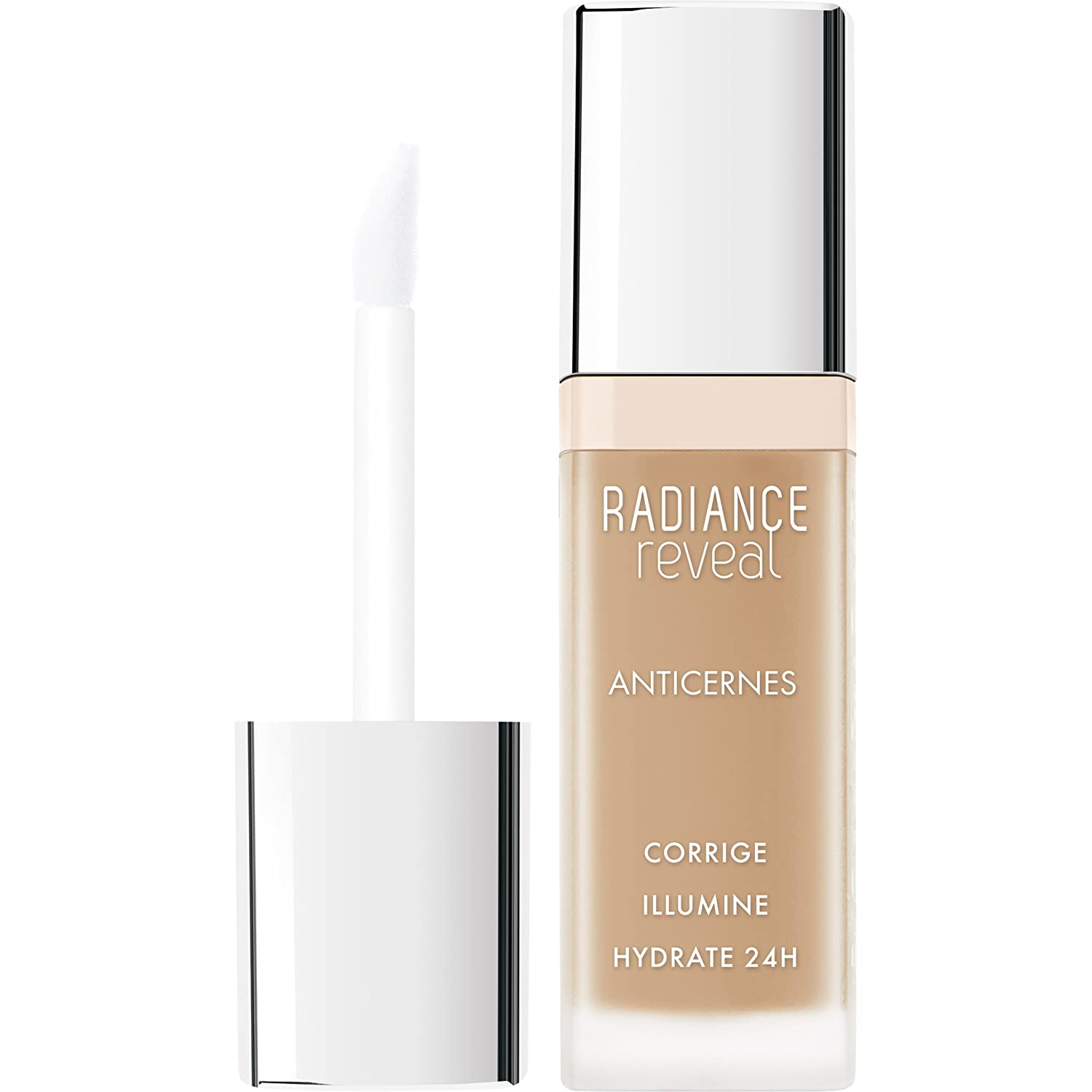 Bourjois Radiance Reveal Concealer 01 Ivory, 7.8 ml/0.26 oz Coty 29101526001