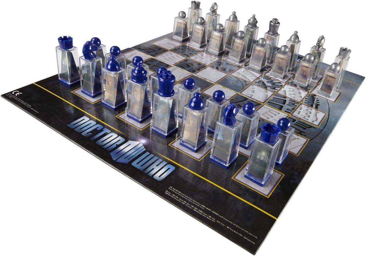 Character Doctor Who Pandórica - Juego de ajedrez: Amazon.es: Juguetes y juegos
