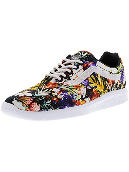424b8219284d0d VANS MENS ISO 1.5 SHOES FLORAL BLACK TRUE WHITE SIZE 8  Buy Online at Low  Prices in India - Amazon.in