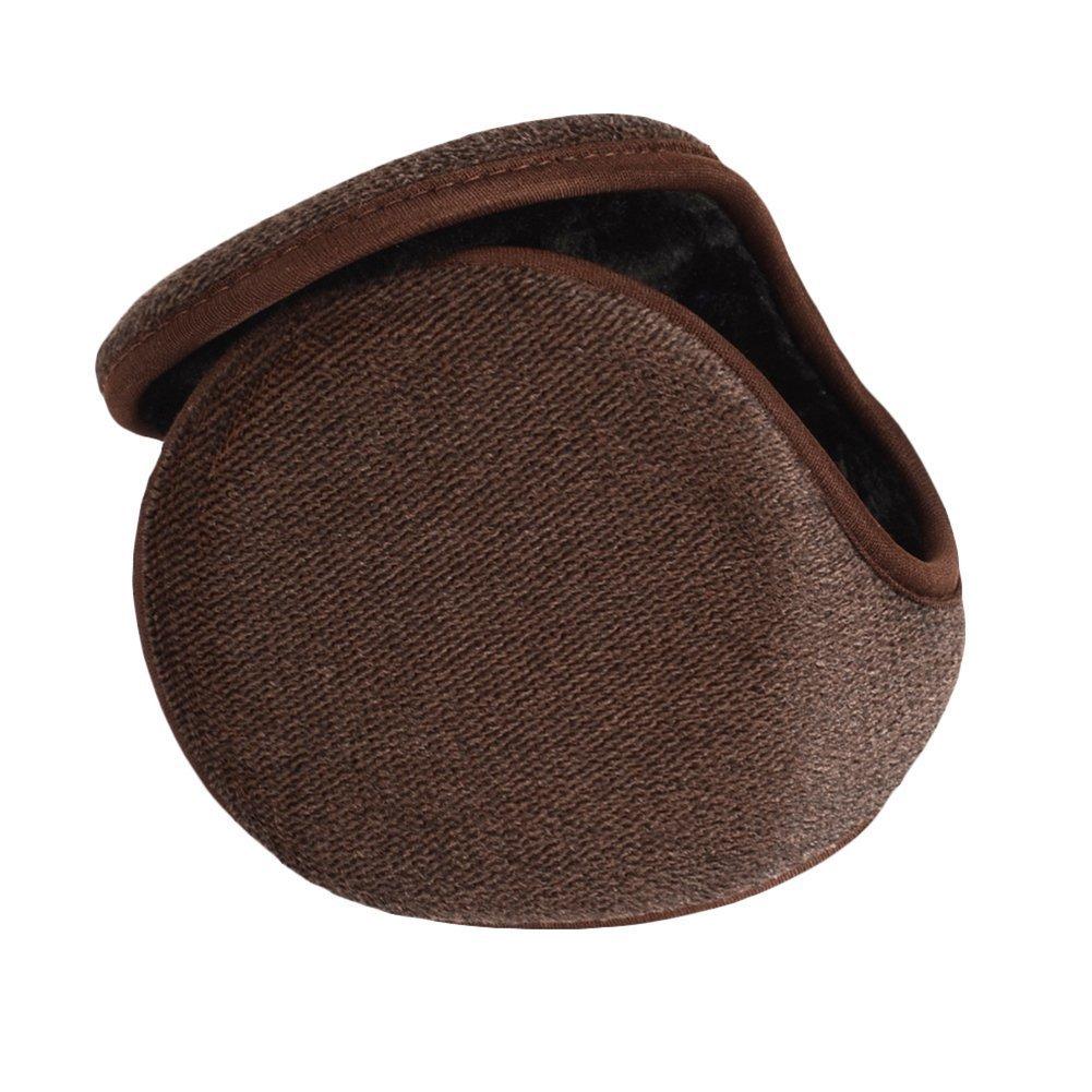 negro FAStar Unisex invierno diadema orejeras o/ído pantalla de accesorios de invierno al aire libre orejeras con auriculares