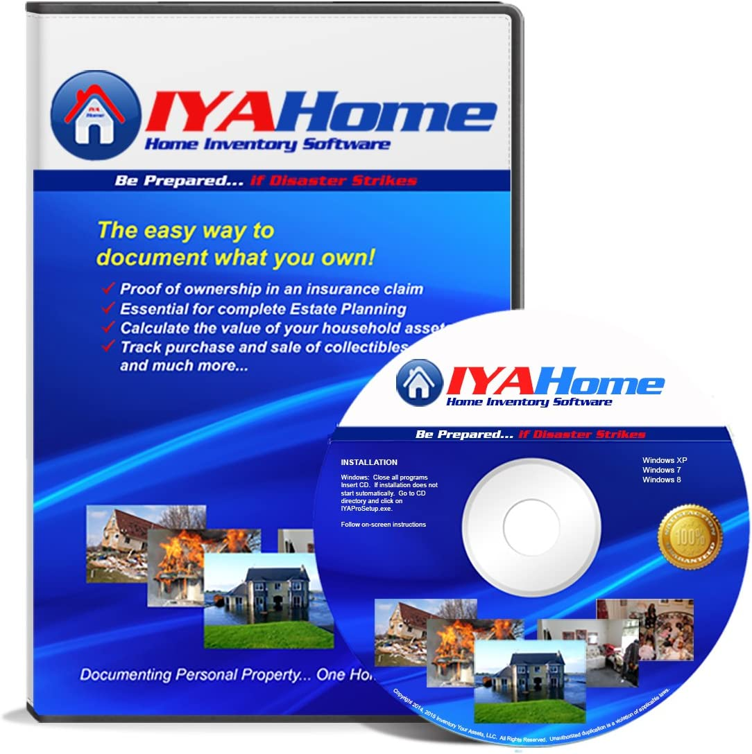 IYAHome - Home Inventory Software
