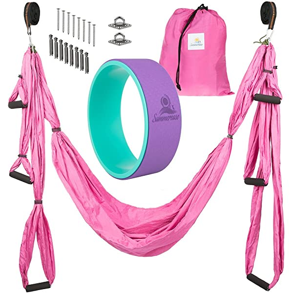 Amazon.com: Rueda de yoga: Sports & Outdoors