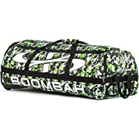 "Boombah Brute Camo Rolling Baseball/Softball Bat Bag - 35"" x 15"" x 12-1/2"" - Multiple Color Options - Holds 4 Bats and…"