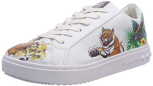 bugatti Damen 432636015900 Sneaker