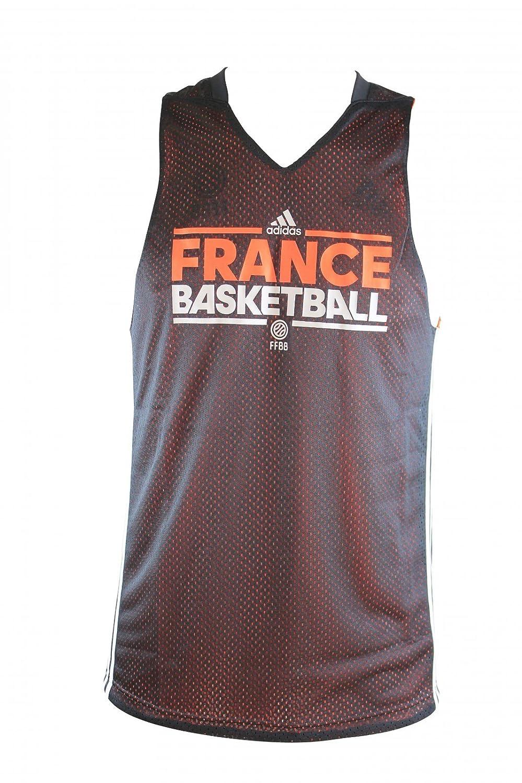 adidas Camiseta Baloncesto s06409 ffbb prct Rev J France ...