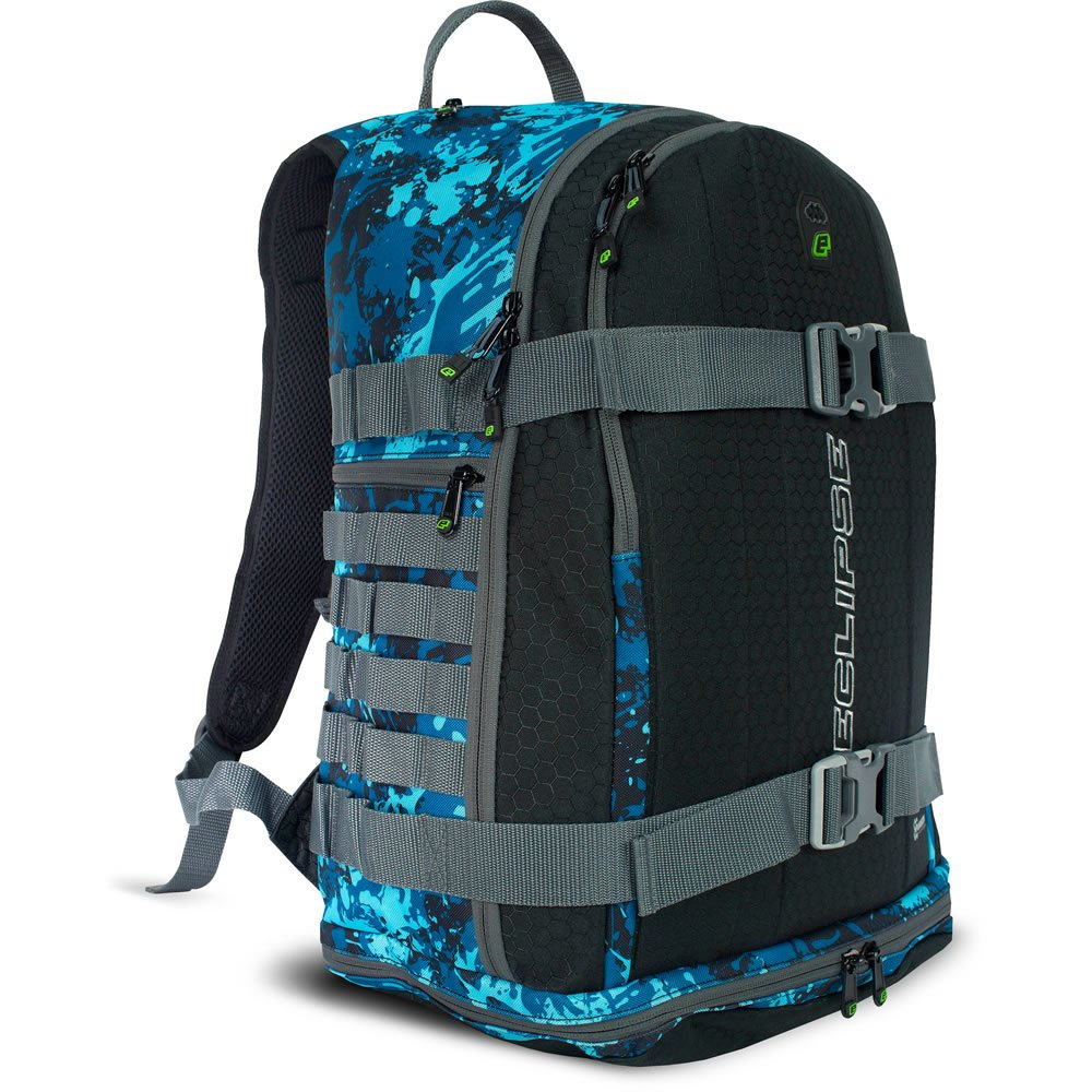 Planet Eclipse GX Paintball Gravel backpack Bag (Ice) by Planet Eclipse
