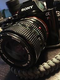 Alpha7r + alte Canon t2 Objektive