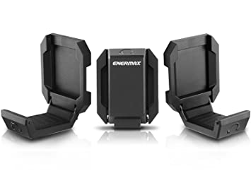 Amazon.com: Enermax EHB001 Magnetic headset holder-Black: Computers & Accessories