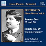 Piano Works Vol. 8 (Schnabel)