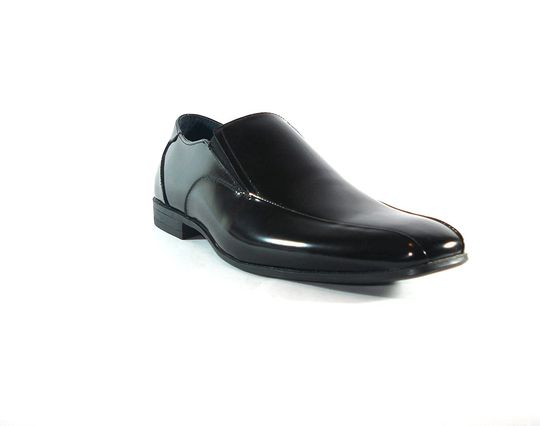Hush Puppies- Mocasín negro ornate hombre (41): Amazon.es: Zapatos y complementos