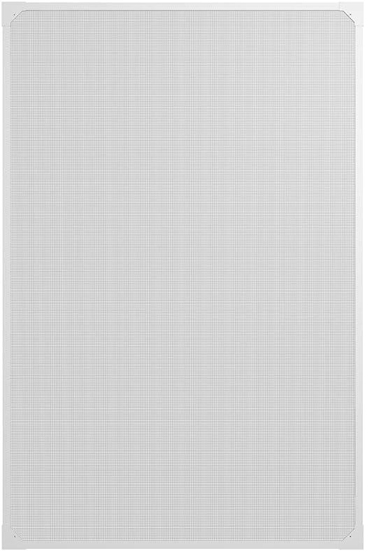 easy life Pollenschutz Gitter ALLERGICpro Basic mit PVC Magnetrahmen Pollenschutzgitter Gr/ö/ße:100 x 120 cm Insektenschutz f/ür Fenster ohne Bohren
