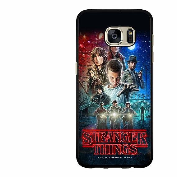 sale retailer 69974 0885e Stranger Things Poster 2 Phone Case Samsung Galaxy S7 Edge