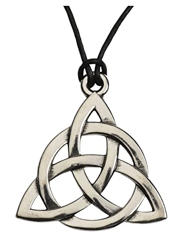 Charmed Triquetra Necklace Sister Halliwell Amazon Jewellery