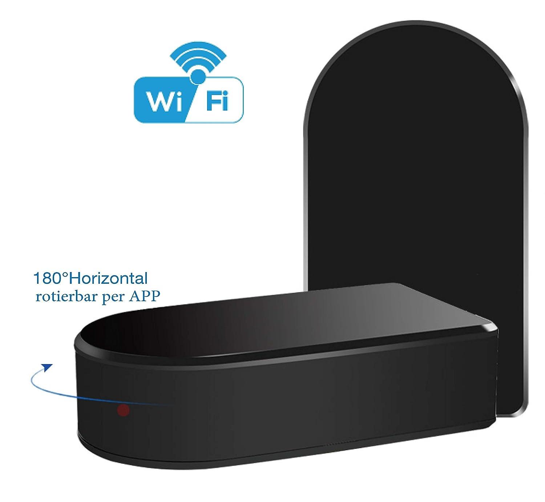 WELTNEUHEIT* Wi-Fi Black-Box mobile Mini-WLAN-Kamera: Amazon.de ...