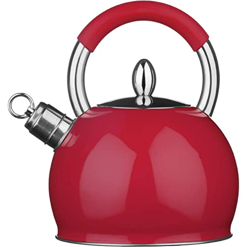 Premier-Housewares-3-Litre-Whistling-Kettle-Lime-Green-Red-0