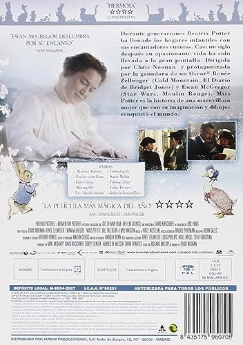 Amazoncom Miss Potter Movies Tv