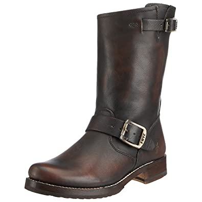 Frye Veronica Shortie, Boots femme, Marron, 36  Amazon.fr ... fa79237fd13e