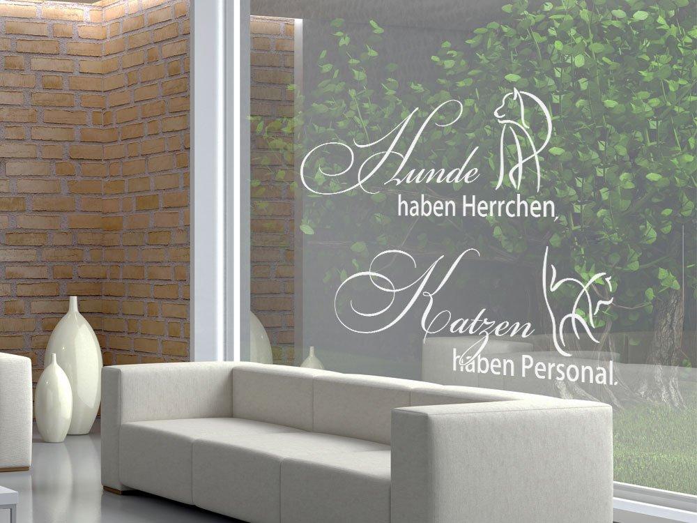 Amazonde Graz Design Glasdekor Fensterfolie Aufkleber - Wohnzimmer glastür