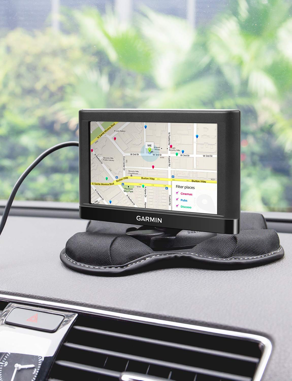 GPS Dash Board Bean bag Mount Garmin Nuvi 1450 1490T 200 205 250 255 260 265 270
