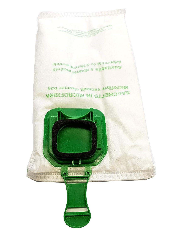 Vorwerk Folletto - Juego de 6 bolsas adaptables para aspiradora VK ...