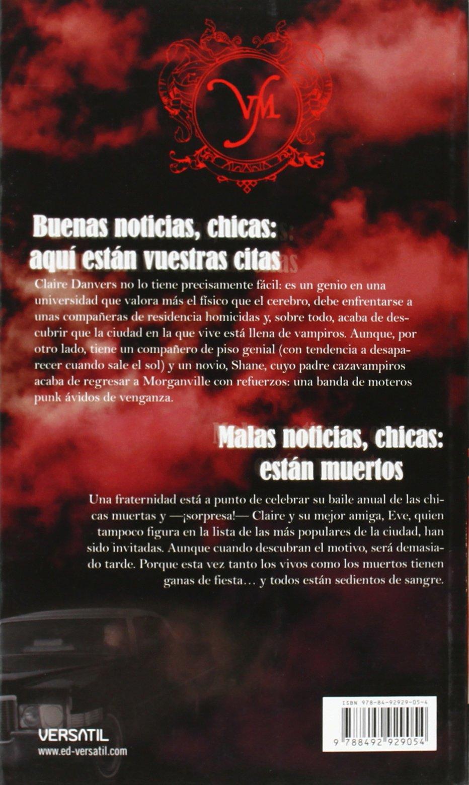 El baile de las chicas muertas: Rachel Caine: 9788492929054: Amazon.com: Books