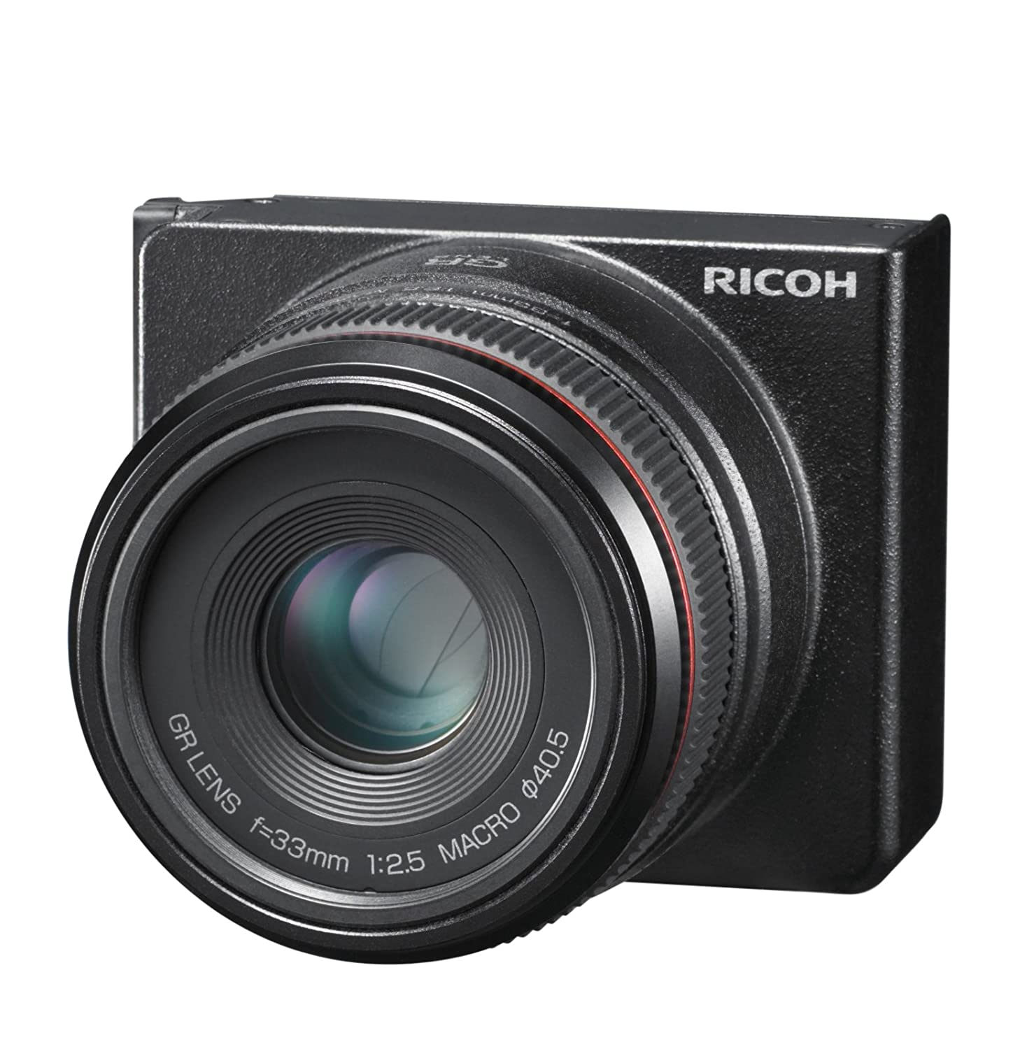 Ricoh A12 50mm f/2.5 Macro GR Lens with APS-C 12.3 MP CMOS Sensor by Ricoh   B002W6Z1JK