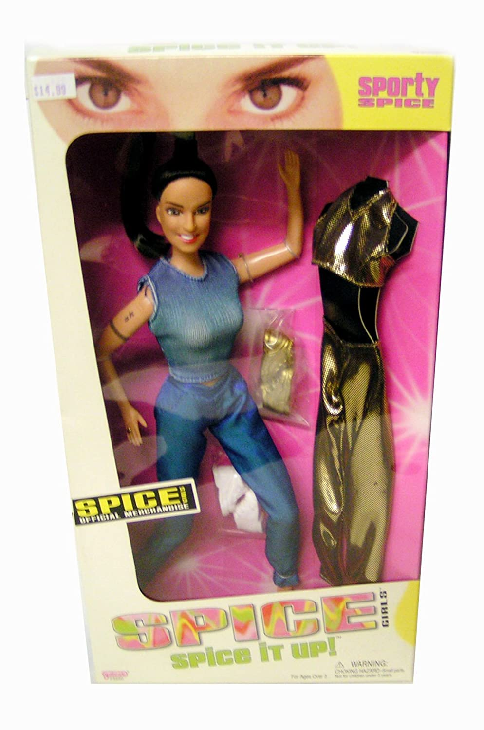 GALOOB SPICE GIRLS Spice iT Up! Sporty Spice: Amazon.es: Juguetes ...