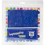 "Gel Press Plate, Multicoloured, 7""x 7"""