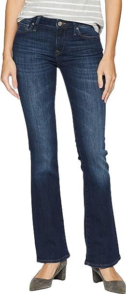 Amazon.com: Mavi Jeans Alexa Skinny Jeans in Mid Gold Reform ...
