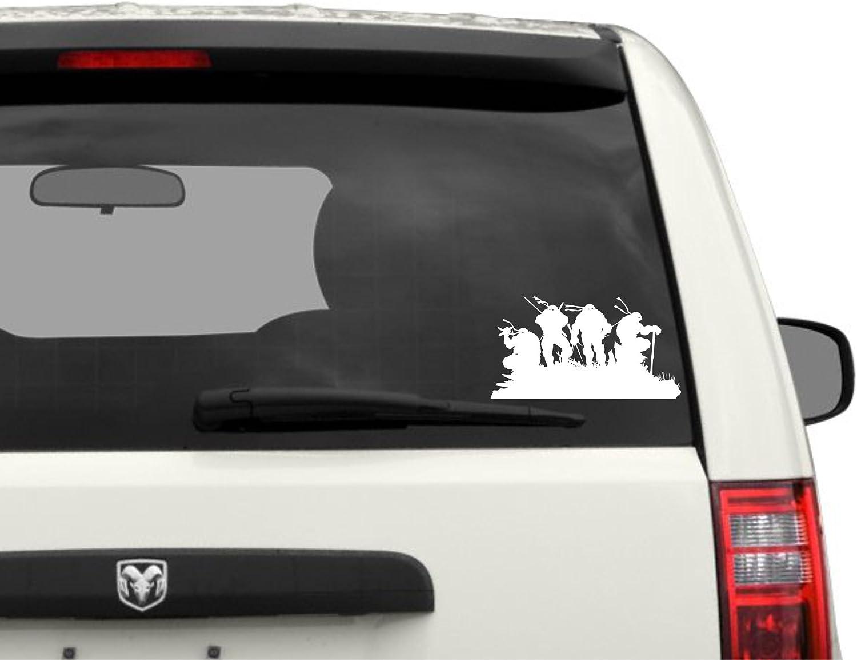 Teenage - Mutant - Ninja -Turtles - Bumper - Sticker - Automotive - Car - Decal