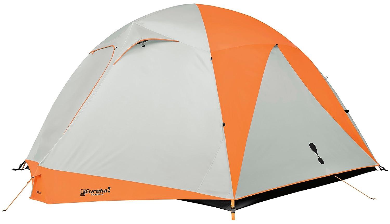 Amazon.com  Eureka Taron Basec& 6 Tent - 6 Person  Family Tents  Sports u0026 Outdoors  sc 1 st  Amazon.com & Amazon.com : Eureka Taron Basecamp 6 Tent - 6 Person : Family ...