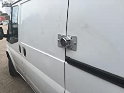 Masterlock Van Lock Amazon Co Uk Diy Amp Tools