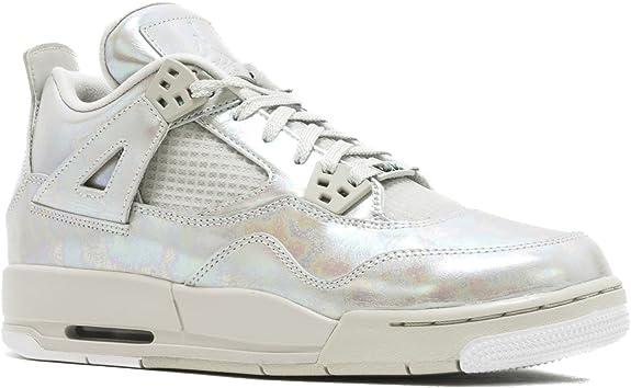 Nike Air Jordan 4 Retro Pearl GG, Zapatillas de Running para Mujer ...