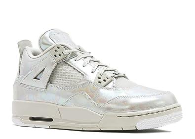 official photos 3cd4f d758f Nike - Air Jordan 4 Retro Pearl GG, Scarpe da Corsa Bambina ...