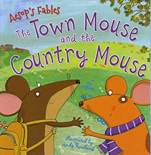 f09775711dc1 Town Mouse and Country Mouse  Amazon.co.uk  Helen Ward ...