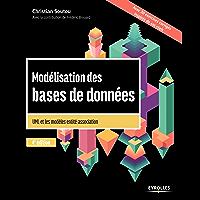 Modélisation des bases de données: UML et les modèles entité-association (Noire)