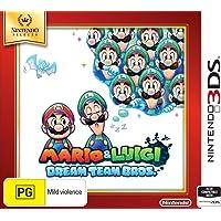 Mario and Luigi Dream Team Bros - Nintendo 3DS