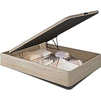 Mueble Canapé abatible 135x190 cms, con Base Tapizada