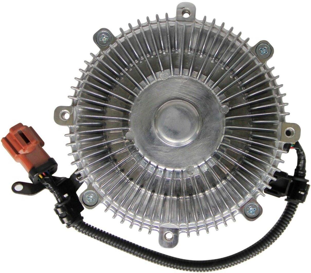 MOCA Electric Cooling Fan Clutch for 07-08 Ford Expedition F-150 Lobo /& Lincoln Mark LT Navigator 5.4L V8 /& 07-08 Ford F-150 4.6L