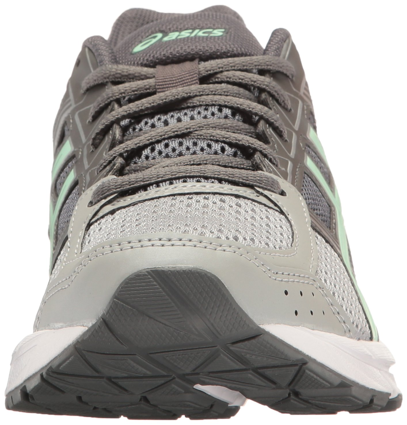 ASICS Womens Gel-Contend 4 Running Shoe, Mid Grey/Glacier Sea/Silver, 5 Medium US by ASICS (Image #4)
