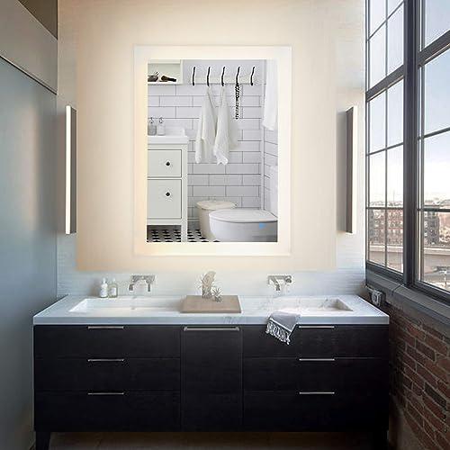 CO-Z 32 X 24 Bathroom Vanity Mirror