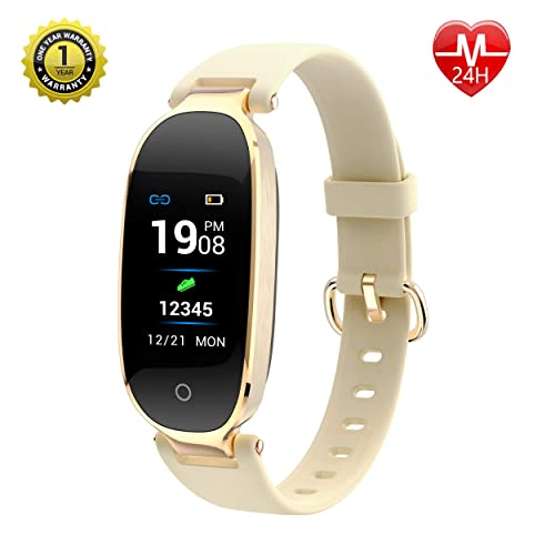 2. BUXAZ FIT 1 Smart Fitness Band