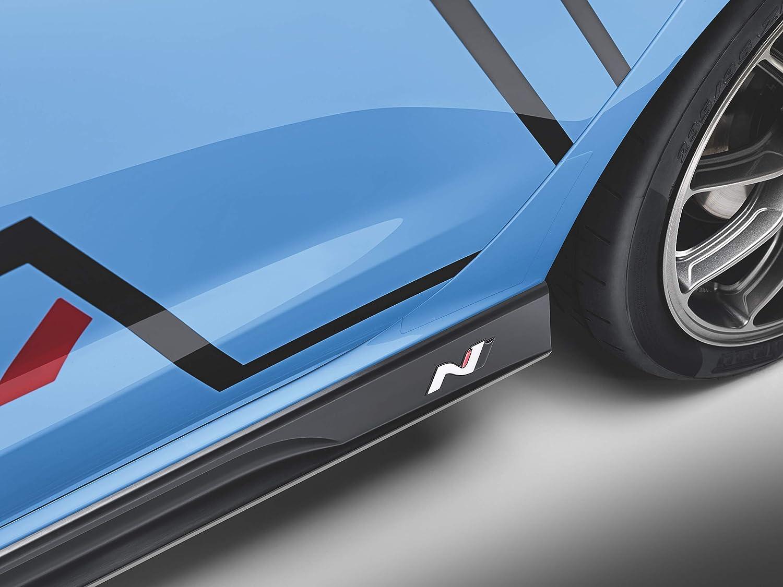 Hyundai I30 N N Logo Badge 2 Stück Auto