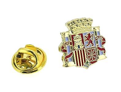 Pin de Solapa del Escudo de la II República Española ...