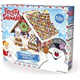 Frosty Gingerbread House Kit